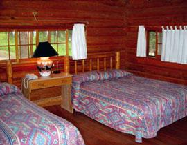 Yellowstone Cabins - Wyoming Lodging | Pahaska Tepee Resort WY
